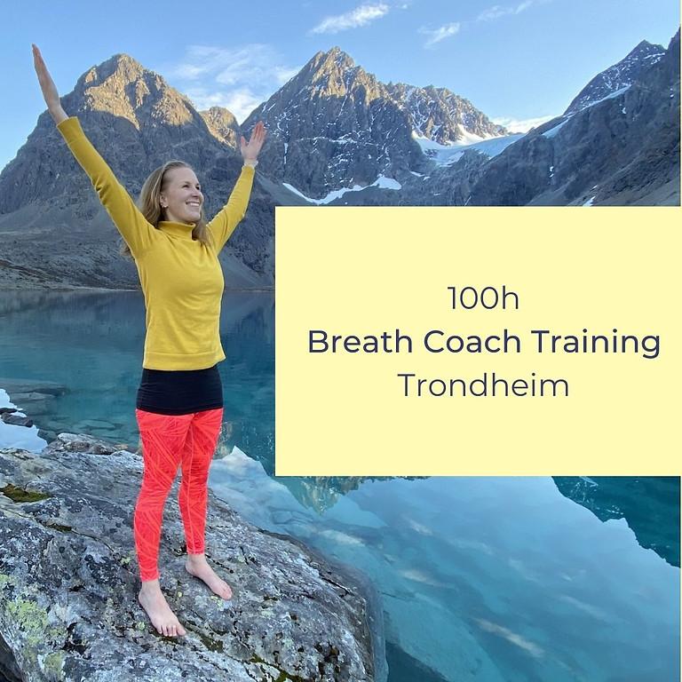 100h Breath Coach Training