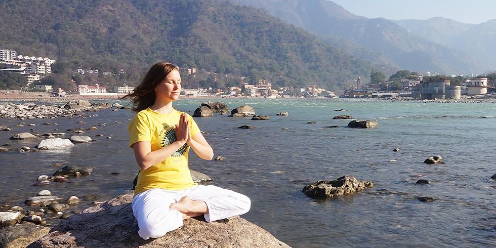 Kaula Yoga - Breath as a cycle of Life