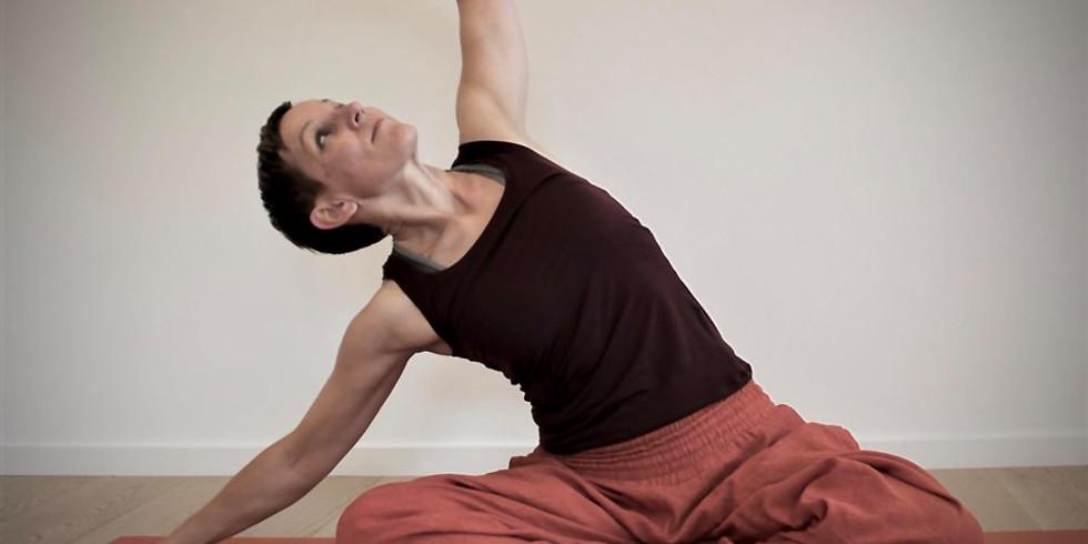 Yoga Flyt med avspenning