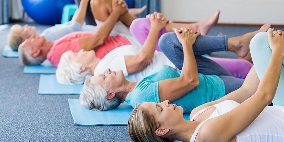 Senior Yoga - pust og bevegelse