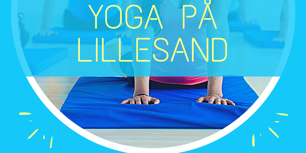 Yoga på Lillesand
