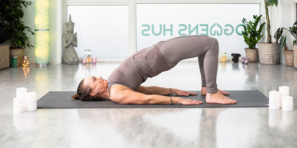 Holistisk Yoga - Move, Rest and Renew
