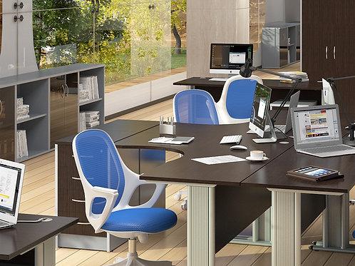 офисная мебель «IMAGO-M» - стол рабочий (900х720х755)