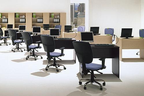 "офисная мебель ""Simple"" - стол рабочий (900х600х760)"