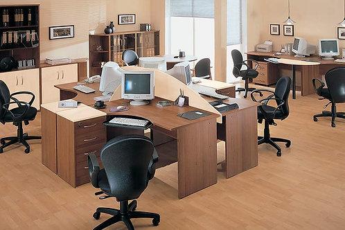 """офисная мебель """"Имаго» - стол рабочий (900х720х755)"""