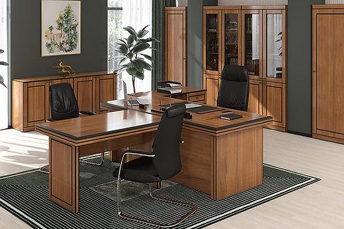 """Кабинет руководителя """"Larex"""" - стол письменный (1600х800х760)"""