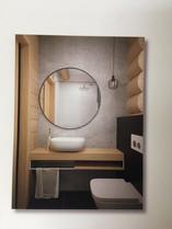 dom z bali - łazienka na partrze
