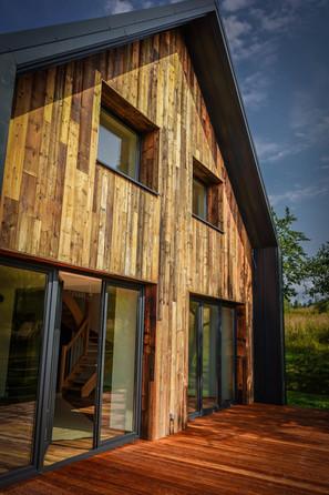 dom stodoła