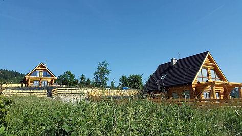 dom z bala - lato
