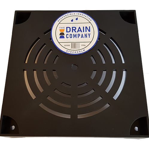 The Stack Drain Cover Plate
