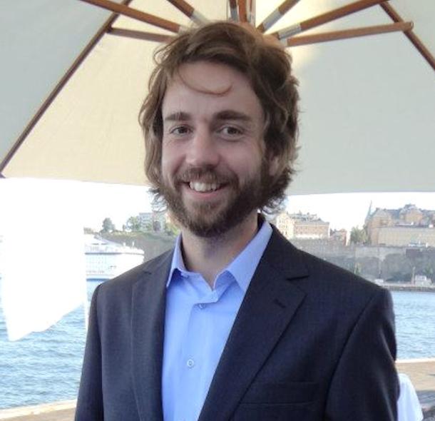 Frederick Håkansson - Business partner of the Drain Company Stockholm
