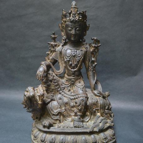 A Representation of Manjusri