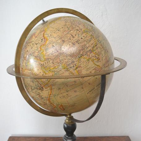 A Large Terrestrial Sphere