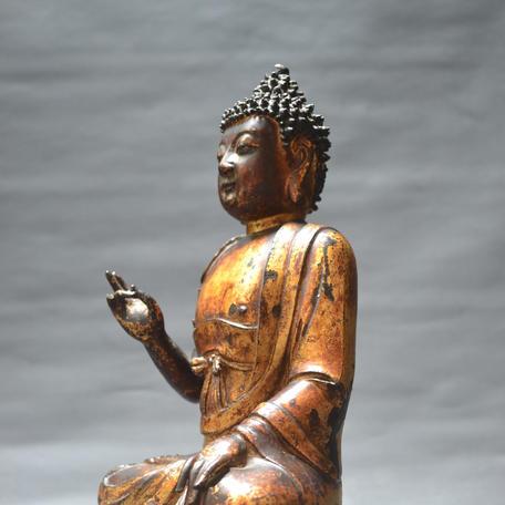 A Fine Representation of Buddha