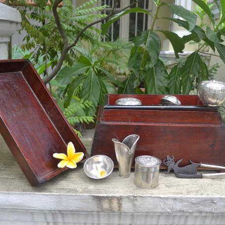 A Sumatran Betel Set