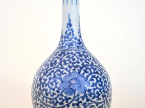 A Japanese Vase