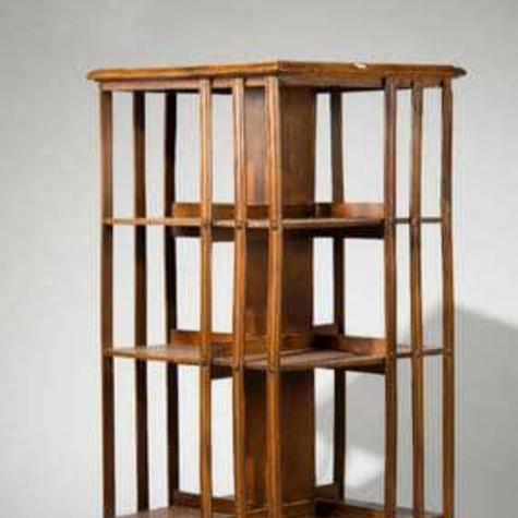 Revolving bookcase 1900.jpg