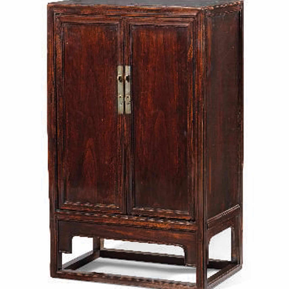 A lovely small cabinet
