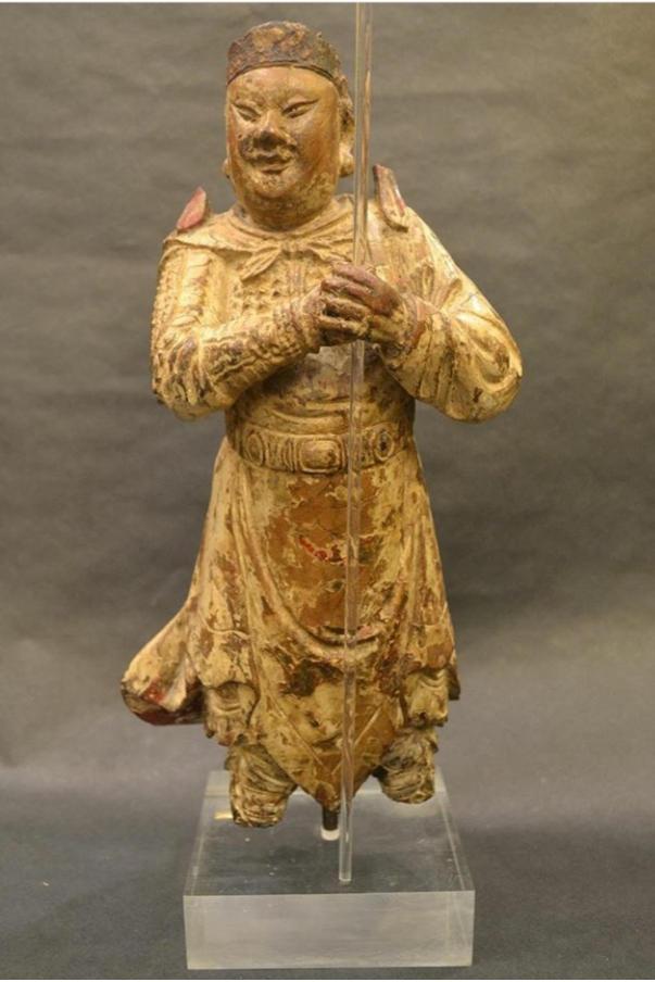A Buddhist Guardian