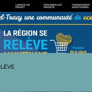 La Chambre de commerce et d'industrie de Sorel-Tracy (CCIST) annonce le résultat de sa campagne où p