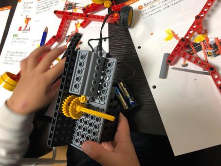 [小学部] ロボット教室の様子🎵