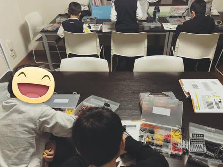 [小学部] 本日のロボット教室(水曜日クラス)の様子🎵