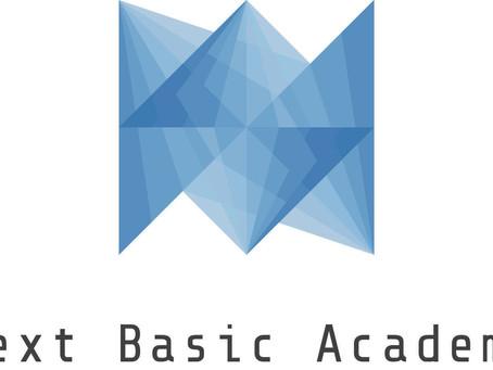 ネクストベーシック・アカデミー のロゴ、完成🎵