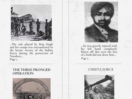 Chapter 4:  Recovery in Sight: Naushera -- India Pakistan War 1947-48