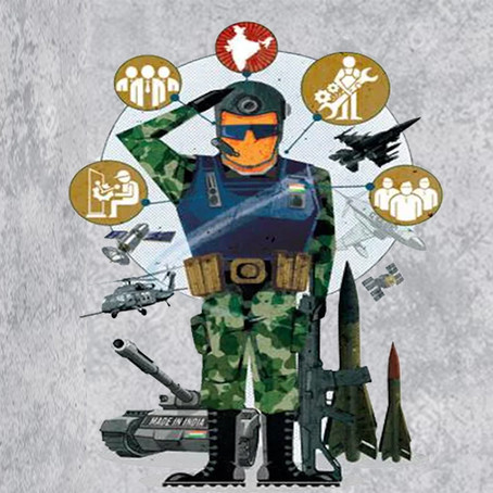 India's National Security - Threats and Opportunities
