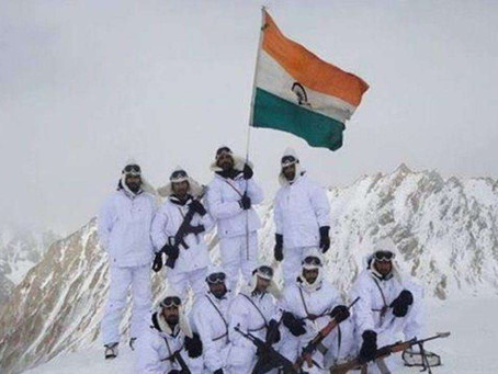 The Siachen Glacier and the enduring Legacy of Operation Meghdoot