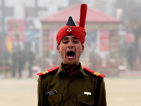 Jammu and Kashmir Light Infantry: Balidanam Vir Lakshanam