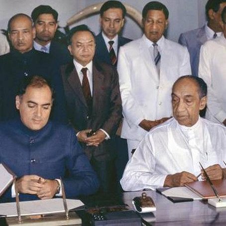 Operation Pawan: India in the Sri Lankan Civil War