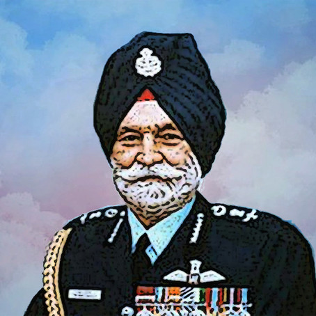 Marshal of the Air Force Arjan Singh: A Legend in Blue