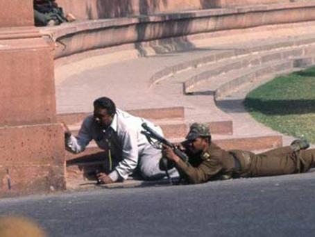 Diplomacy to save Democracy: Operation Parakram