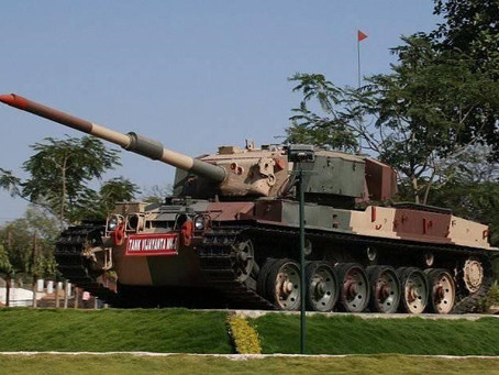 Ground Power: Tanks and Vehicles of the Indian Army