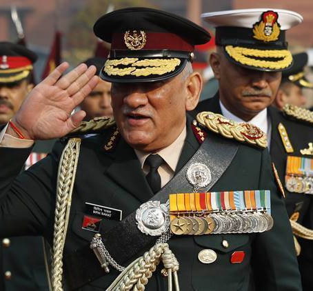 Chain of Command: Indian Army