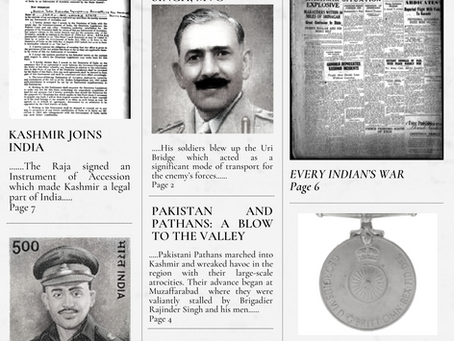 Chapter 1: Foreshadowing Forces - India-Pakistan War 1947-48