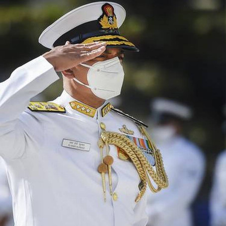 Chain of Command: The Indian Navy