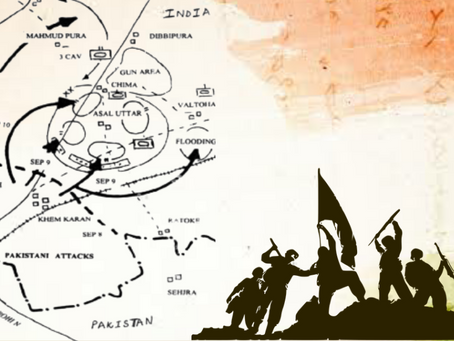 A Fitting Reply: The Battle of Asal Uttar