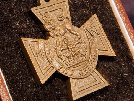 The story behind the 6 Indian Victoria Crosses of WW1
