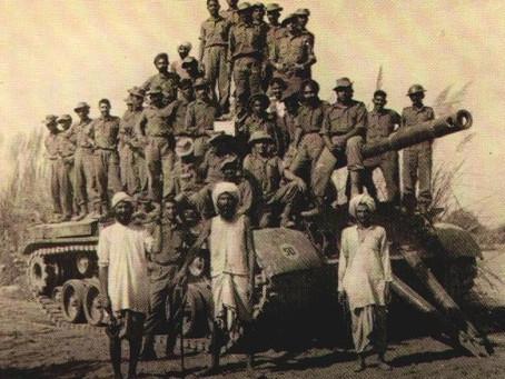 Veer Bhogya Vasundhara: The Valour of the Rajputana Rifles