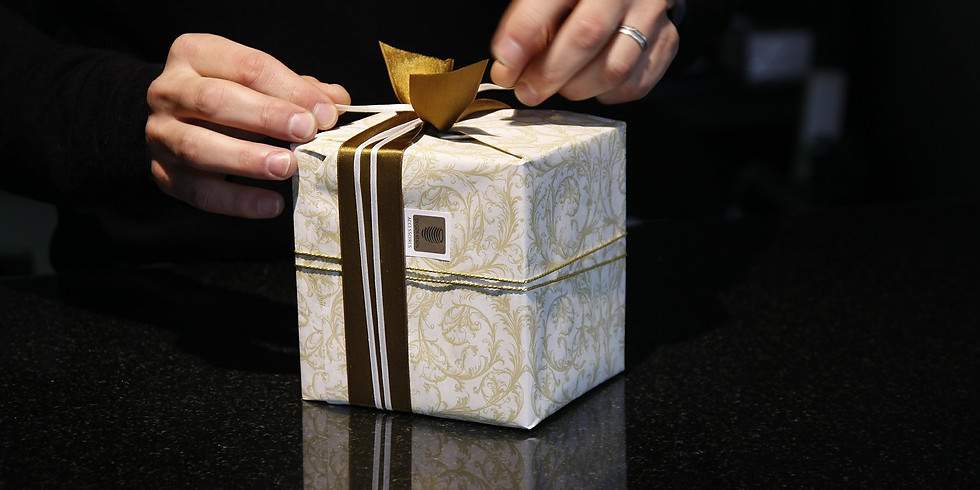 Gift Wrapping Service Project