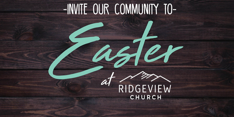 Get the Word Out About Easter!