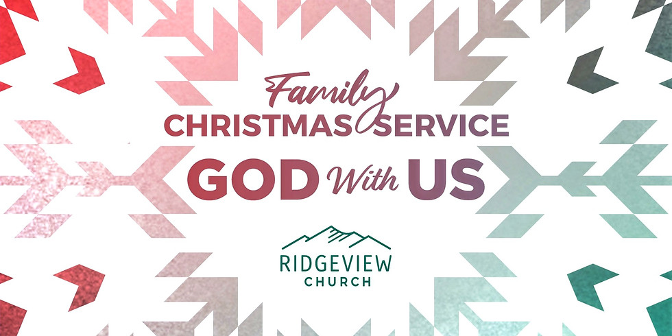 Outdoor Family Christmas Service