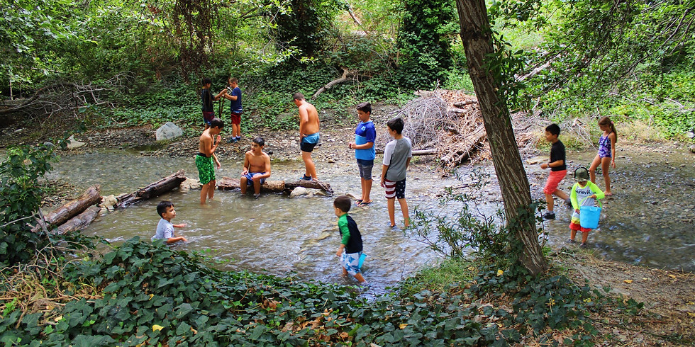 Lytle Creek Play Day