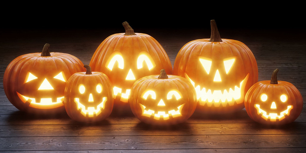 KidZone Pumpkin Carving Party