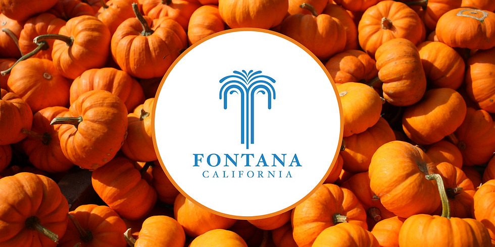 Fontana Halloween Service Project