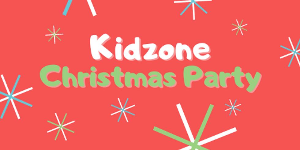 Kidzone Christmas Party