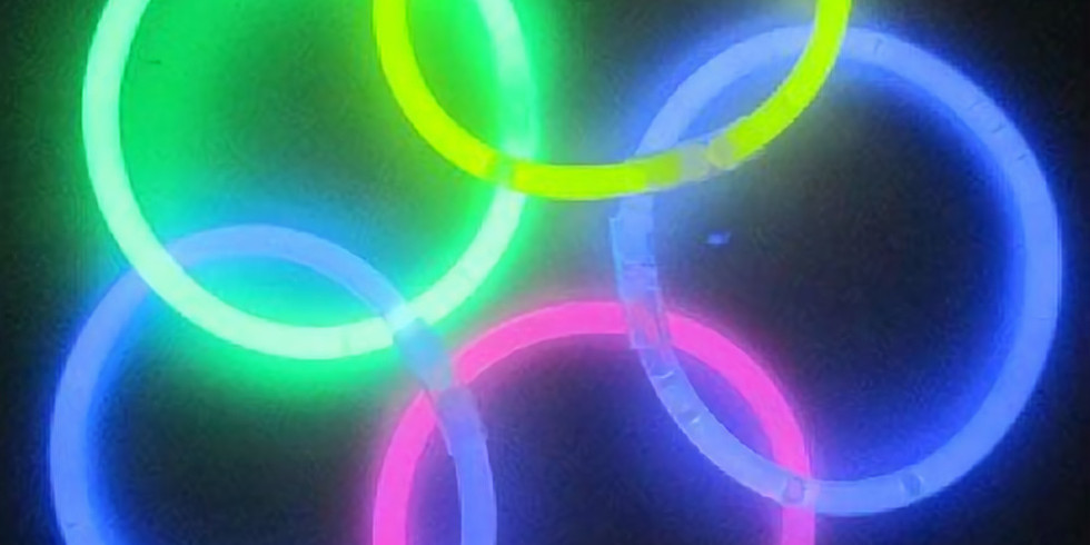 """""""All In"""" Glo Stick Olympics"""