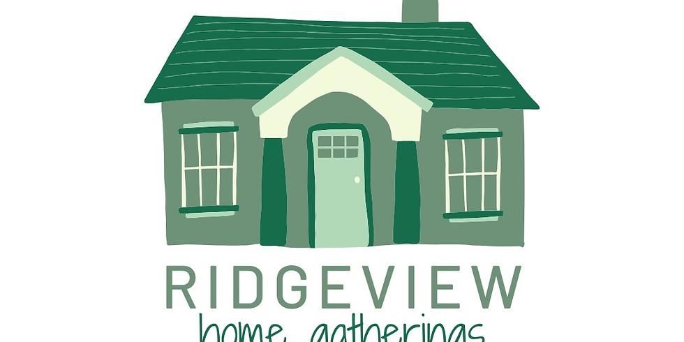 Home Gathering - Morrow Home